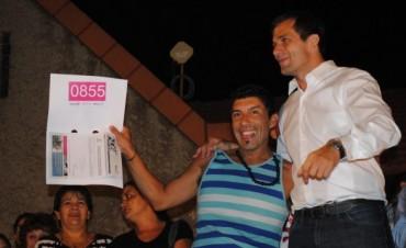 Bolívar: Primer sorteo público de viviendas