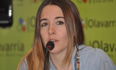 Agustina Marino Confirmó su cargo como Sub Secretaria de Gestión Cultural