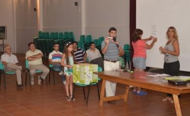 Se realizó el sorteo para las instituciones que participarán de los Corsos Oficiales 2014