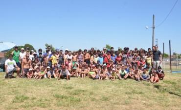 Más de 800 olavarrienses participan de los Programas de Verano