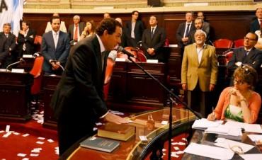 El Senador Vitale fue designado Conjuez de la Suprema Corte de Justicia en nuevas causas