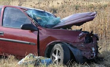 Continúa en terapia el joven de 12 años herido en el accidente de la Ruta 51