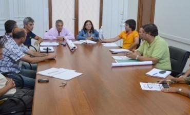 El Intendente José Eseverri encabezó la reunión de gabinete