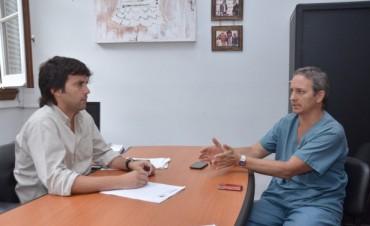 Cirugía de oído de alta complejidad por primera vez en el Hospital Municipal