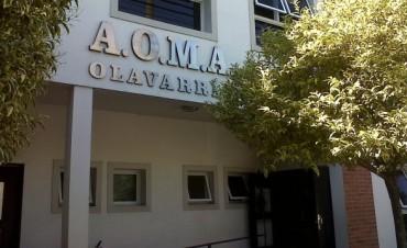 Incendio intencional en la sede del gremio AOMA