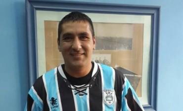 Oscar Altamirano nuevo jugador de Almagro