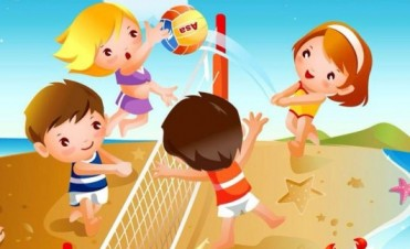Beach Voley Four mixto