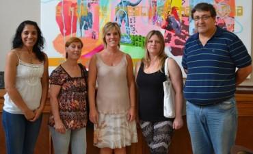 El municipio entregó un subsidio a la Escuela Técnica 1