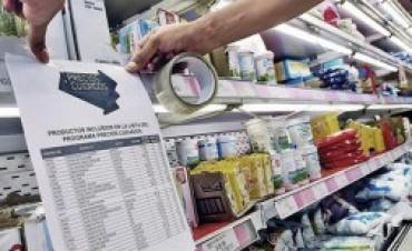 Lanzan la quinta etapa del programa Precios Cuidados