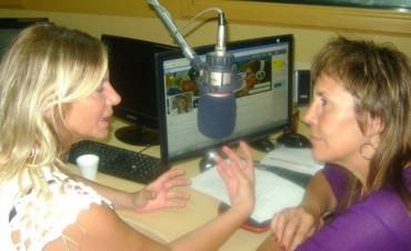 Pasó por Radio Olavarría la Dra Mariana Lestelle