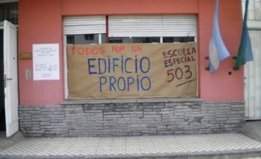 Escuela 503: actualidad del edificio y campaña de la perfumina
