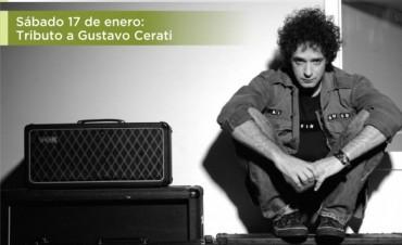 """Viví el verano, elegí tu noche"": Tributo a Gustavo Cerati"