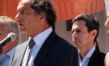 """González Hueso evaluó como """"muy positiva"""" la visita del Gobernador"""