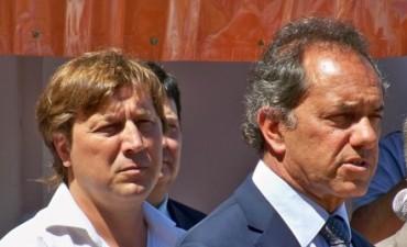 Destacan la actitud de Scioli de implementar la policía comunal
