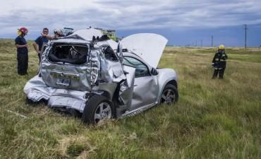 Fatal accidente en ruta 3 kilómetro 267