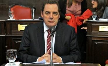 El Senador Vitale expresó su pesar por la muerte del fiscal Nisman