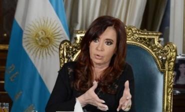 CFK: 'Estoy convencida que no fue suicidio'