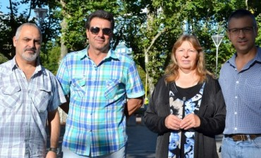 El Municipio entregó un subsidio por la Fiesta del Camping