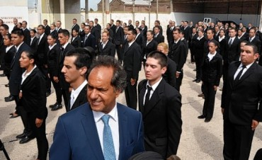Scioli acusó a la oposición de