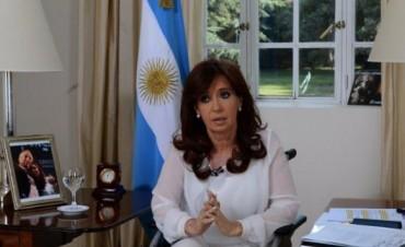 CFK enviará proyecto al Congreso para creación de una Agencia de Inteligencia Federal