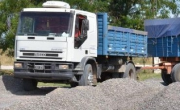 Sobrecarga de camiones :
