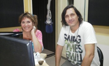 Juan José Wally pasò por Ciudad Màgica