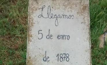 Colonia Hinojo cumple 138 años