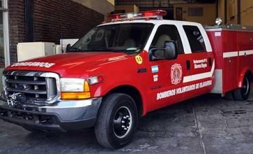 Los bomberos asistieron a un octogenario en su domicilio