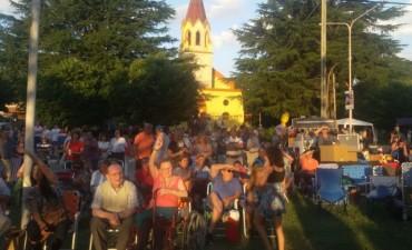Colonia Hinojo celebró un nuevo aniversario