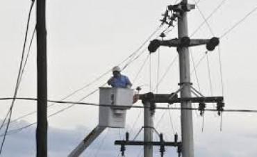 Coopelectric programa interrupciones de suministro eléctrico