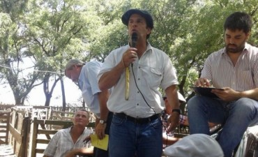 Remate en Recalde Lartirigoyen y Oromi S.A Guillermo Sorsoli