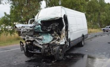 Fatal accidente en Ruta 51