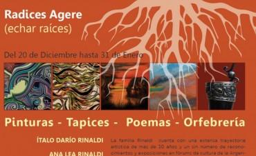 Muestra 'Echar raíces' en el Museo Dámaso Arce