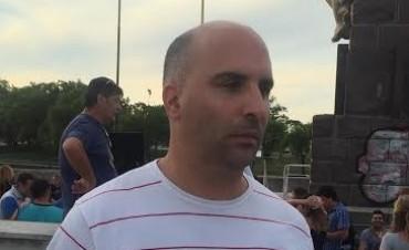 Santiago Fraschina en Olavarría