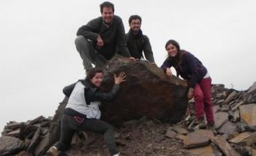 Geólogos del CONICET encontraron una forma de vida de hace 545 millones de años en Olavarria