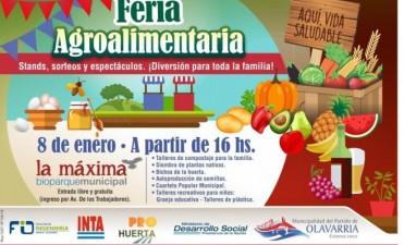 Feria Agroalimentaria: propuesta educativa para toda la familia