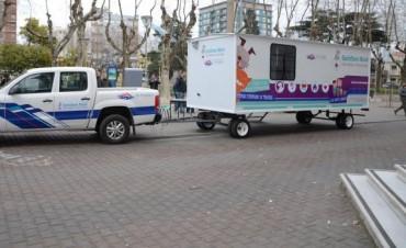 Castraciones: el quirófano móvil continuará la recorrida por distintos barrios