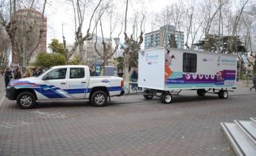 Castraciones: el quirófano móvil recorre distintos barrios