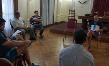 Alvear: el municipio se reunió con clubes para gestionar subsidios