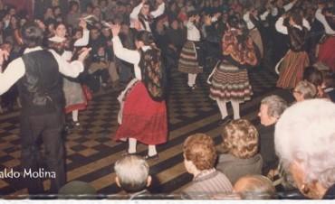 Bailes en las localidades