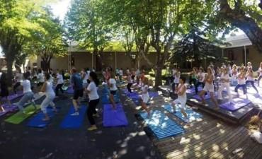 Yoga en el Centro Cultural San José