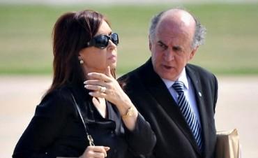 Escucha CFK - Parrilli