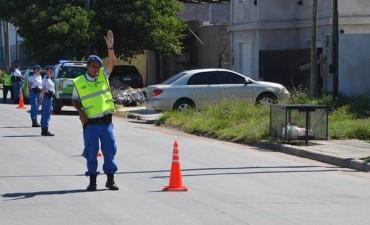 Controles de tránsito: siete casos de alcoholemia positivos