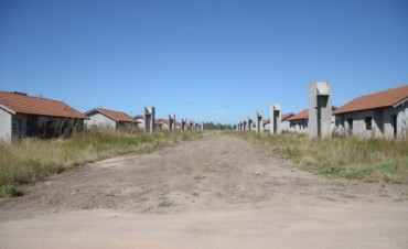 En un año terminarían las casas del Pikelado