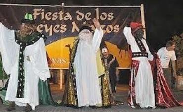 Preparativos para la Fiesta de Reyes Magos
