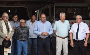Gral. Alvear: Bomberos Voluntarios celebro su 60° aniversario