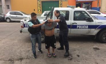 Detenido por abigeato en Bolívar