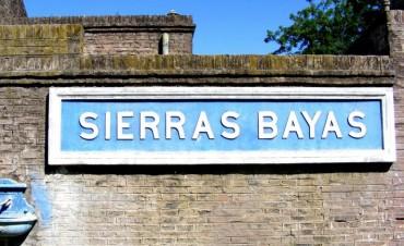 Se movilizan los vecinos de Sierras Bayas por robos sufridos