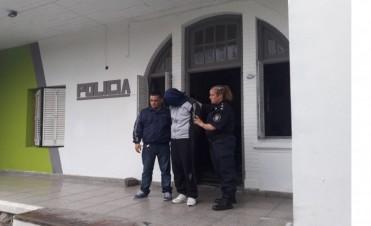 Se entregó el acusado de asesinar a Lucas Acosta