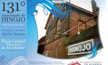 Hinojo cumple 131 años